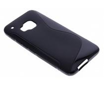 Schwarze S-Line TPU Hülle für HTC One M9