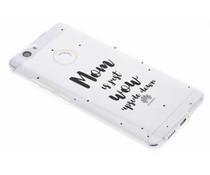 Quote TPU Handyhülle für das Huawei Nova