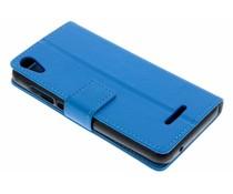 Blauer TPU Bookcase Wiko Lenny 4