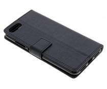 Schwarzer TPU Bookcase Asus ZenFone 4 Max / 4 Max Plus