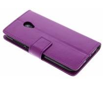 Violetter TPU Bookcase Alcatel U5 HD