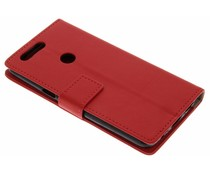 Roter TPU Bookcase OnePlus 5T