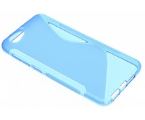 Blaue S-Line TPU Hülle für HTC One A9s