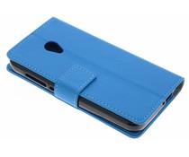 Blauer TPU Bookcase Alcatel U5 4G