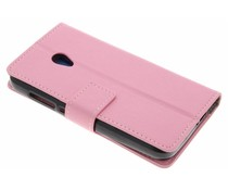 Rosa TPU Bookcase Alcatel U5 4G