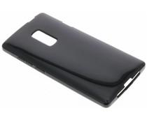 Schwarzes Gel Case OnePlus 2