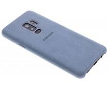 Samsung Alcantara Cover Mintgrün für das Galaxy S9 Plus