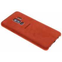 Samsung Rotes Alcantara Cover für das Galaxy S9 Plus