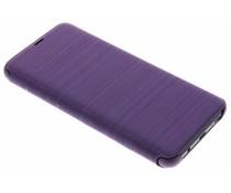 Samsung Violettes Original LED View Cover für das Galaxy S9 Plus