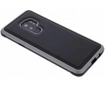 X-Doria Schwarzes Defense Lux Cover für das Samsung Galaxy S9 Plus