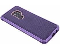 X-Doria Violettes Defense Lux Cover für das Samsung Galaxy S9 Plus
