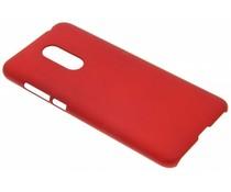 Unifarbene Hardcase-Hülle Xiaomi Redmi 5 Plus