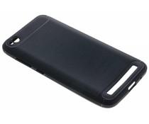 Schwarzer Brushed TPU Case für das Xiaomi Redmi 5a