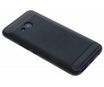 Brushed TPU Case Schwarz für das HTC U11 Life
