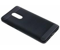 Schwarzer Brushed TPU Case für das Xiaomi Redmi Note 4