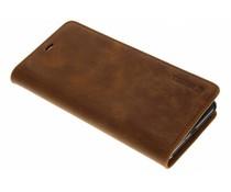 Krusell Sunne Foliocase Braun für das Sony Xperia XZ2