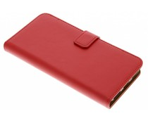 Selencia Roter Luxus TPU Book Case General Mobile GM8