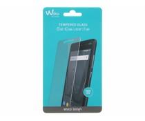 Wiko Tempered Glas Displayschutzfolie für das Wiko Lenny 4