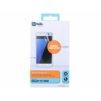 Be Hello Glossy Screen Protector für das Samsung Galaxy S7 Edge