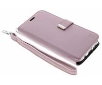 Valenta Roségoldfarbenes Booklet Premium Handstrap für das Samsung Galaxy S7 Edge
