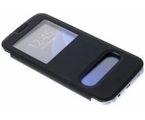 Be Hello Schwarzes Window View Case Samsung Galaxy S7 Edge