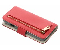 Selencia Fuchsia Wallet Case iPhone 8 / 7 / 6s / 6