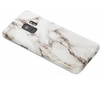 Marmor Silikon-Hülle Samsung Galaxy S9