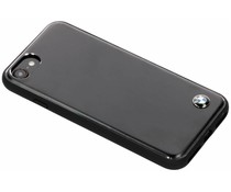 BMW Brushed Aluminium Hardcase Schwarz iPhone 8 / 7 / 6s / 6