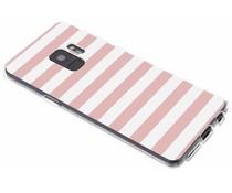Sommer-Design Silikonhülle für Samsung Galaxy S9