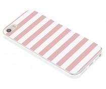 Sommer-Design Silikonhülle für iPhone 5 / 5s / SE