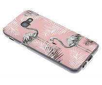 Sommer-Design Silikonhülle für das Samsung Galaxy A5 (2017)
