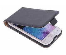 Selencia Luxus Flipcase für Samsung Galaxy J1