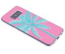 Sommer-Design Silikonhülle für Samsung Galaxy S8