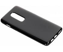 Schwarzes Gel Case für das OnePlus 6