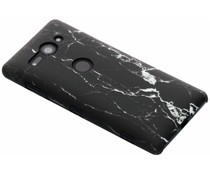 Marmor-Look Hardcase-Hülle für Sony Xperia XZ2 Compact