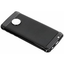 Xtreme Silikon-Case Schwarz für das Motorola Moto G6 Plus