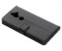 TPU Bookcase Schwarz für das Alcatel 3V