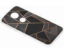 Design TPU Hülle für das Motorola Moto E5 Plus