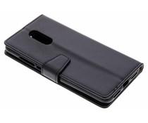 Stilvolles Booklet Schwarz Xiaomi Redmi 5