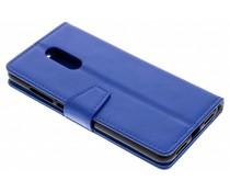 Stilvolles Booklet Blau Xiaomi Redmi 5