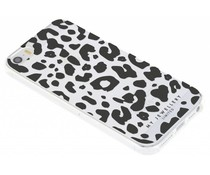 My Jewellery Panther Black Design Soft Case iPhone 5 / 5s / SE
