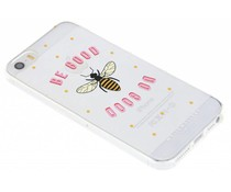 My Jewellery Be Good Design Soft Case iPhone 5 / 5s / SE