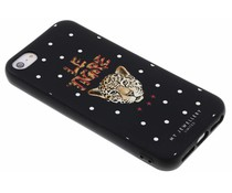 My Jewellery Le Tigre Design Soft Case iPhone 5 / 5s / SE