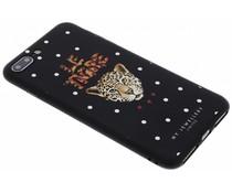 My Jewellery Le Tigre Design Soft Case iPhone 8 Plus / 7 Plus