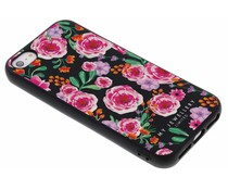 My Jewellery Pink Flowers Design Soft Case iPhone 5 / 5s / SE