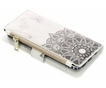 76288df089015 Luxuriöse Portemonnaie-Hülle Huawei P20 Lite