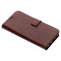 Valenta Booklet Leather Braun für das Samsung Galaxy S9 Plus