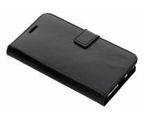 Valenta Booklet Leather Schwarz für das Samsung Galaxy J3 (2017)