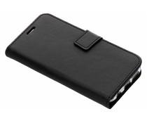Valenta Booklet Leather Schwarz für das Samsung Galaxy S7