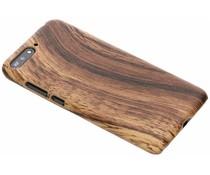 Holz-Design Hardcase-Hülle für das Huawei Y6 (2018)